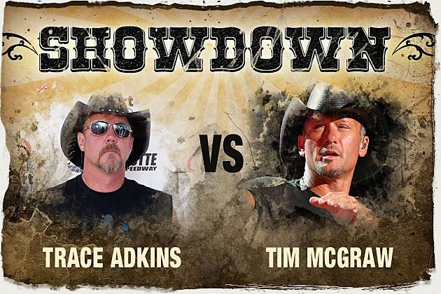 Trace Adkins Tim McGraw
