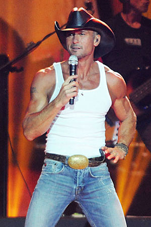 Tim McGraw Sexy