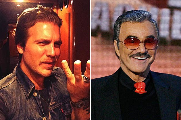 Tom Gossin Burt Reynolds