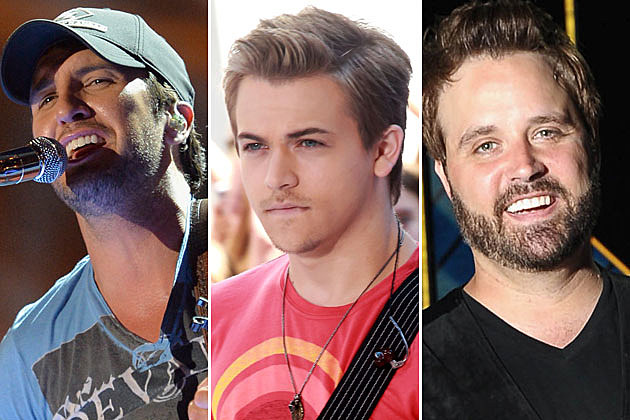 Luke Bryan, Hunter Hayes, Randy Houser