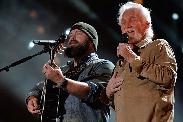 Zac Brown Band Kenny Rogers