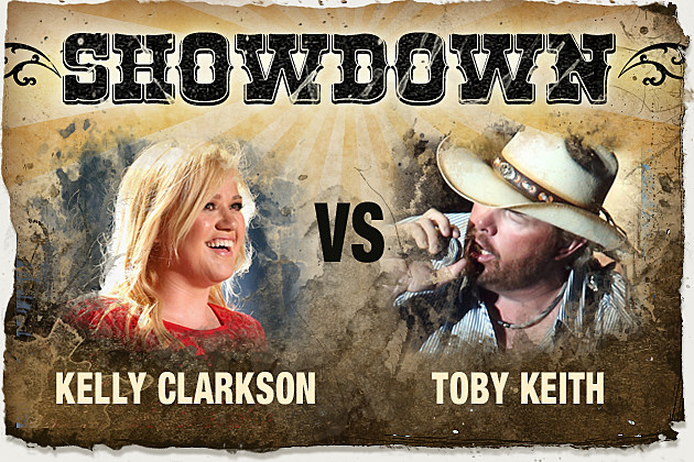 Kelly Clarkson, Toby Keith
