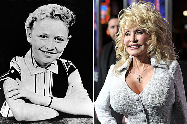 It S Dolly Parton As A Kid