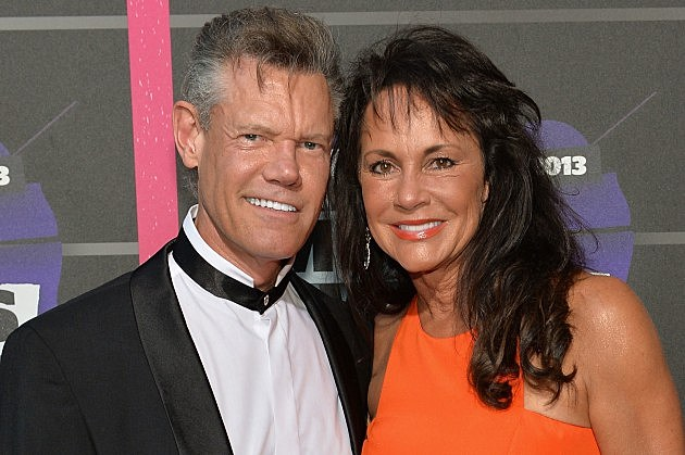 Randy Travis; Mary Beougher