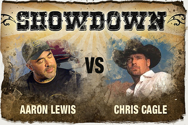 Aaron Lewis Chris Cagle