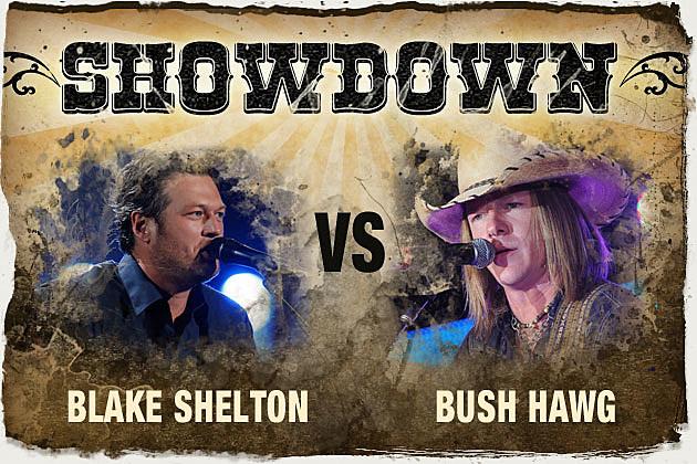 Blake Shelton Bush Hawg