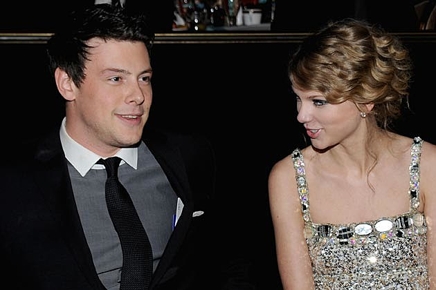 Taylor Swift Cory Monteith