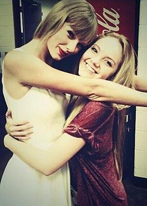 Taylor Swift Danielle Bradbery