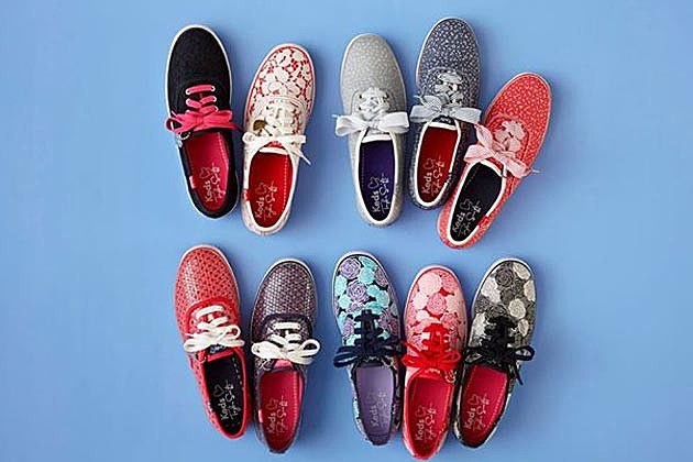 Taylor Swift Fall 2013 Keds