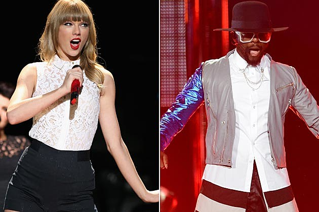 Taylor Swift Will.i.am