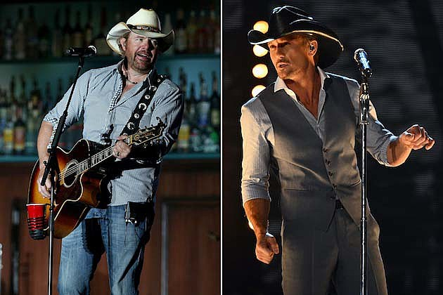 Toby Keith, Tim McGraw