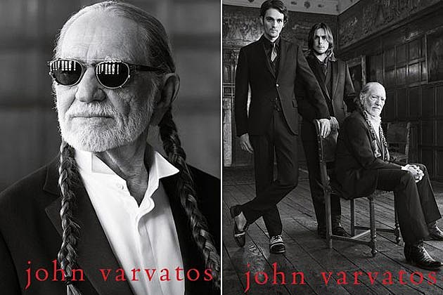 Willie Nelson + Sons John Varvatos