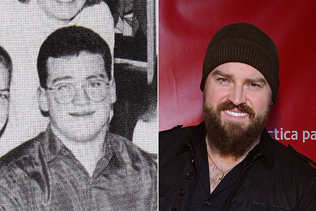 Zac Brown Yearbook