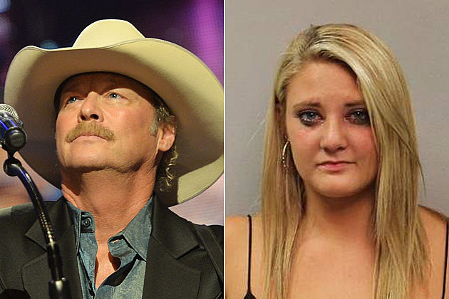 Alan Jackson S Daughter Arrested On Assault Drinking Charges