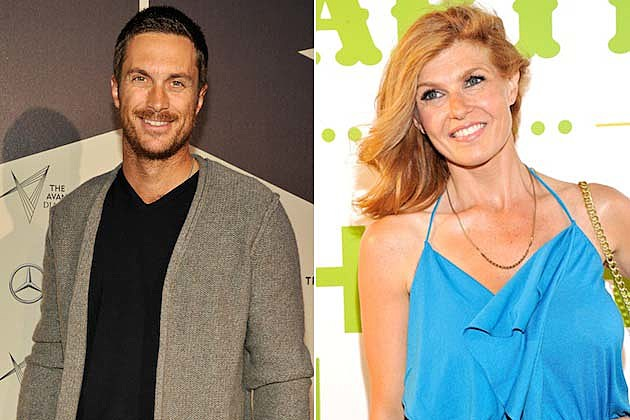 Connie Britton, Oliver Hudson