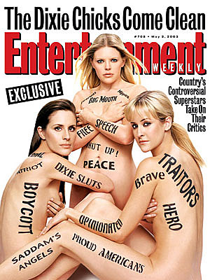 Dixie Chicks EW Cover