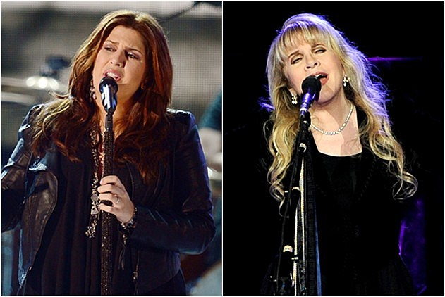 Hillary Scott; Stevie Nicks