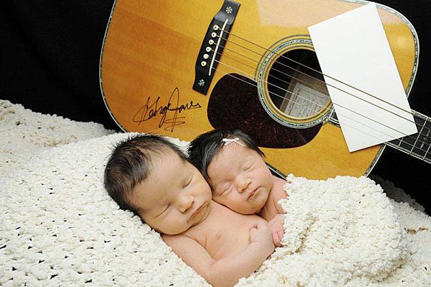 George Jones Babies