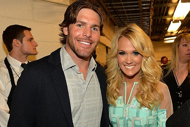 Mike Fisher Carrie Underwood
