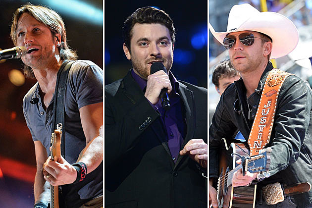 Keith Urban Chris Young Justin Moore