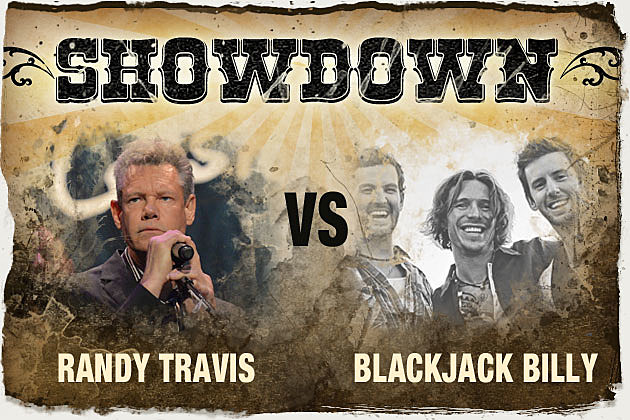 Randy Travis Blackjack Billy