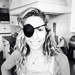 Sheryl Crow Eye Patch