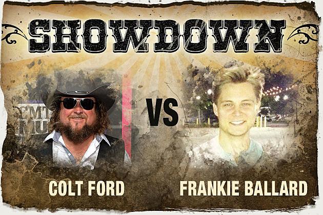 Colt Ford Frankie Ballard