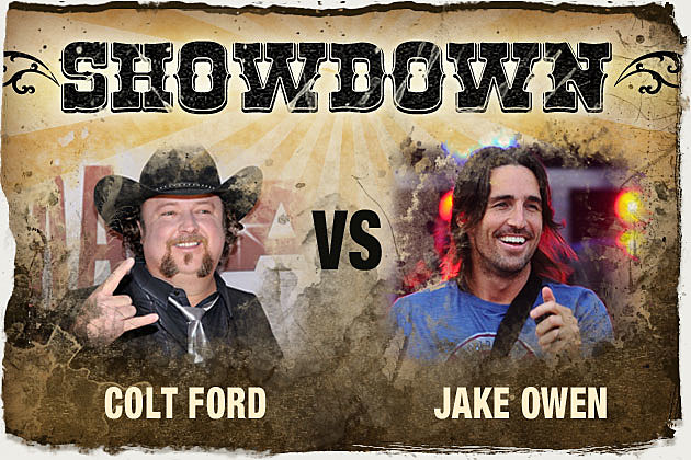 Colt Ford, Jake Owen