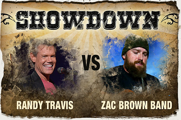 Randy Travis Zac Brown Band