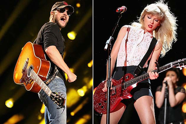 Taylor Swift, Eric Church