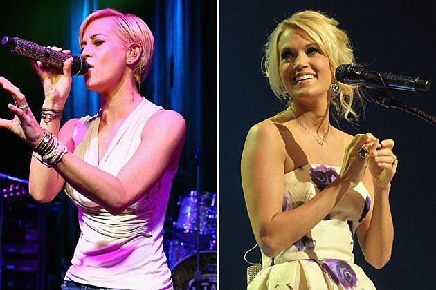 Kellie Pickler And Carrie Underwood Kellie Pickler, Carrie...