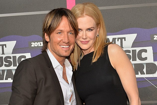 Keith Urban; Nicole Kidman