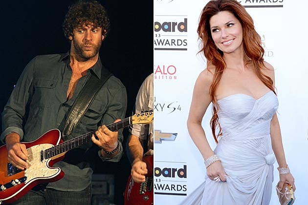 Billy Currington Shania Twain