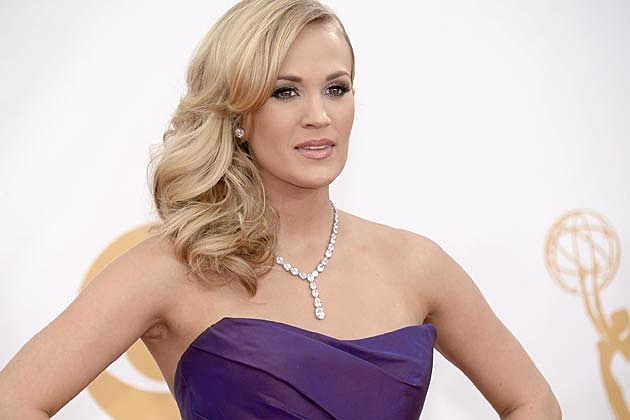 Carrie Underwood 2013 Emmys