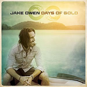 Jake Owen Days of Gold Album Cover