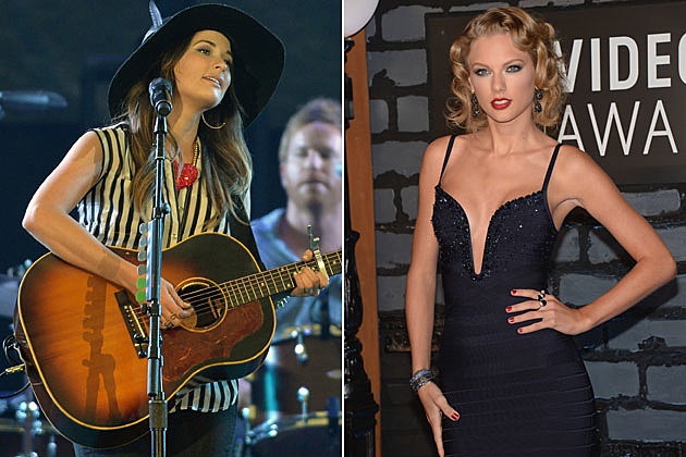 Kacey Musgraves, Taylor Swift