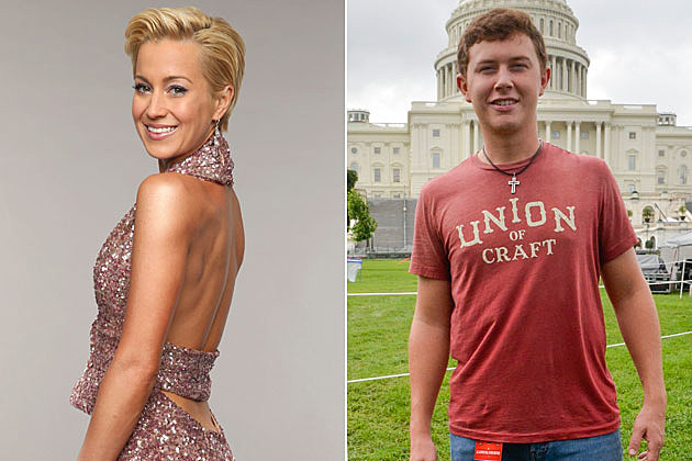 Kellie Pickler, Scotty McCreery