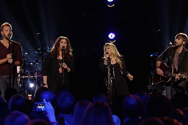 Lady Antebellum, Stevie Nicks