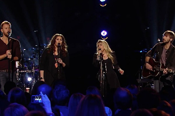 stevie nicks relationship with lady antebellum