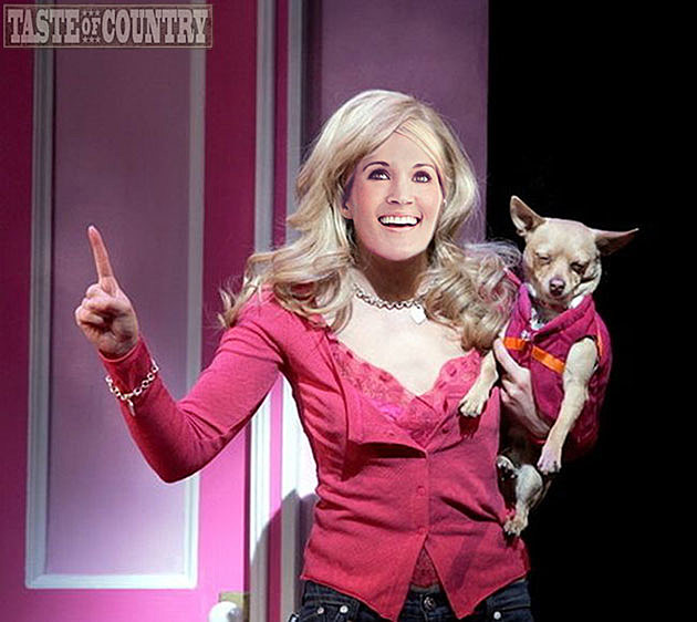 Carrie Legally Blonde