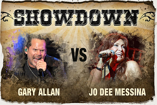 Gary Allan, Jo Dee Messina