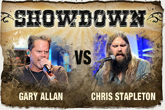 Gary Allan, Chris Stapleton
