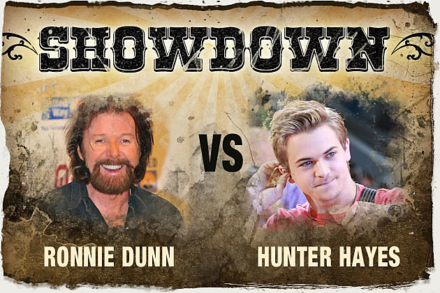 Ronnie Dunn, Hunter Hayes