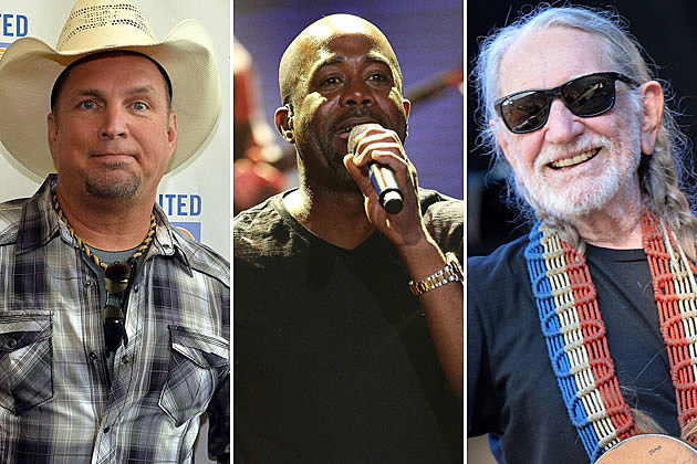 Country Singers Who Played Football