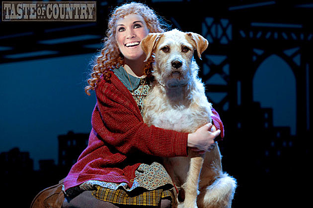 Carrie In Annie