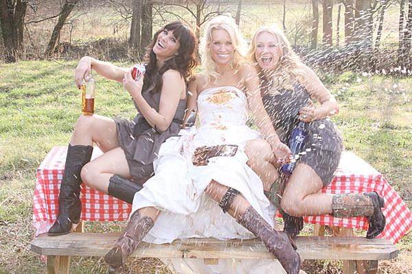 luke bryan s caroline trashes wedding dress
