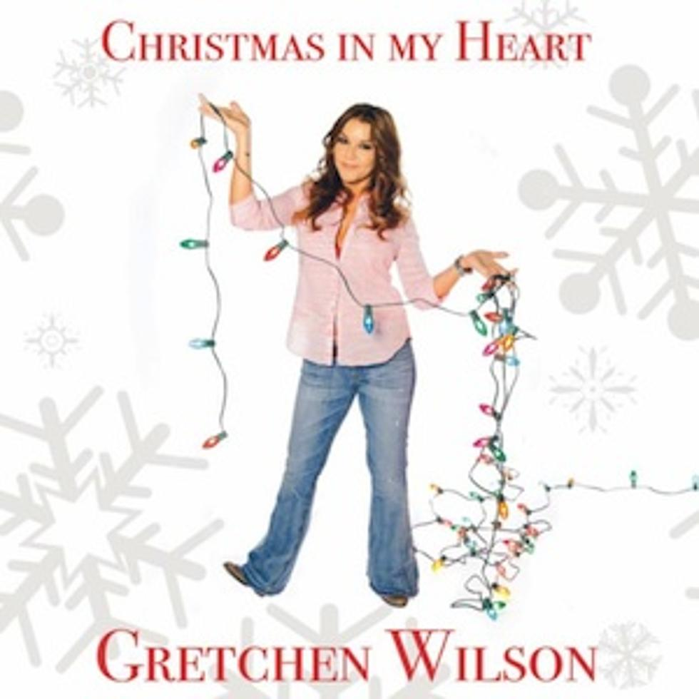 Gretchen Wilson to Release Holiday Album \'Christmas in My Heart\'