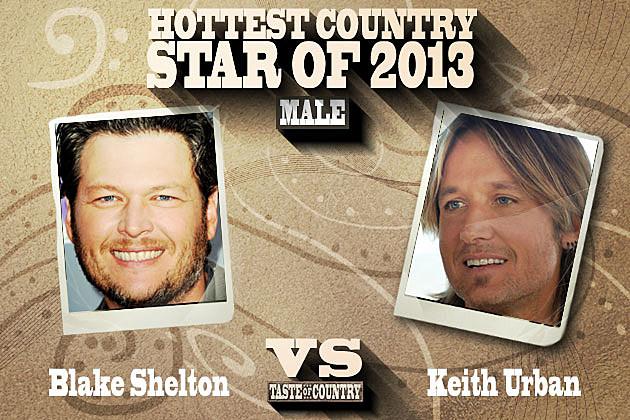 Blake Shelton vs Keith Urban