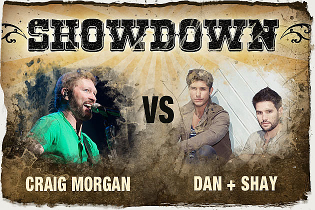 Craig Morgan Dan + Shay
