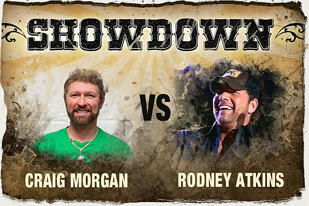 Craig Morgan vs. Rodney Atkins